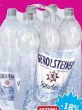 Sprudel von Gerolsteiner