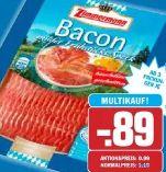 Bacon Frühstücksspeck von Fleischwerke Zimmermann