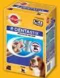 Hundesnack Dentastix von Pedigree