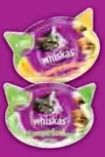 Snacks von Whiskas