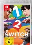 Spiele von Nintendo Switch