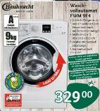 Waschvollautomat FWM 9F4 von Bauknecht