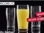 Willy-Becher von Arcoroc