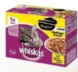 Katzenfutter Multipack von Whiskas