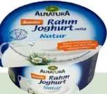 Rahmjoghurt natur von Alnatura