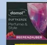 Perfume & Style Duftkerze von Domol