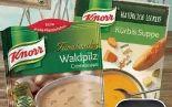 Feinschmecker Waldpilz Suppe von Knorr
