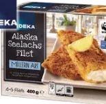 Alaska Seelachs Filets von Edeka