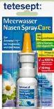 Meerwasser Nasen Spray Care von Tetesept
