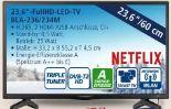 FullHD-LED-TV BLA-236/234M von Blaupunkt