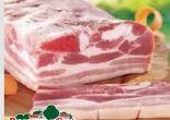 Schweinebauch von Bauern Gut