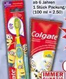 Kinder-Zahnbürste von Colgate