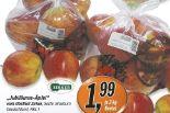Jubiläums-Äpfel von Zirker