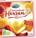 Camembert Herzen von Alpenhain