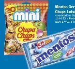 3er Mint von Mentos