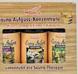 Sauna Aufguss-Konzentrate von Original Hagners