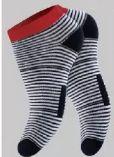 Erwachsenen-Sneaker-Socken 8er-Pack