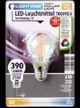 LED-Glasserie-Birne von Lightway