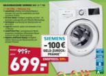 Waschmaschine WM 14 T 790 von Siemens