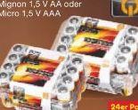Batterien Big Pack von Star-Q