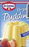 Original Pudding Vanille von Dr. Oetker