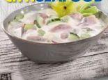 Weiße Düne Heringssalat von Gosch