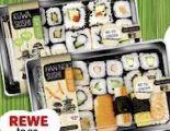 Sushi von Rewe to go