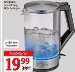 Wasserkocher WKS 3641G von Clatronic