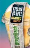 Mangowürfel