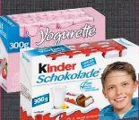 Kinder Schokolade von Ferrero