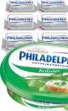 Weichkäse von Philadelphia