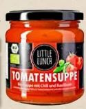Bio-Tomatensuppe von Little Lunch