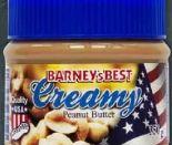 Erdnussbutter von Barney's Best