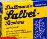 Salbei-Bonbons von Dallmann & Co.