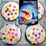 Mini Cakes von Dan Cake
