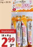 Honig-Sticks von Breitsamer Honig