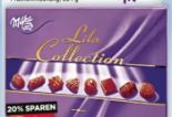 Lila Collection von Milka