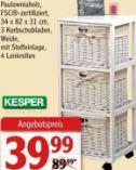 Korbregal von Kesper