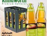 Apfelsaft von Klindworth