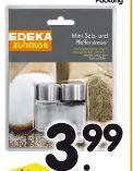 Mini Salz- und Pfefferstreuer von Edeka zuhause