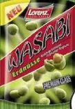 Wasabi Erdnüsse von Lorenz