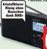Digitalradio XDR-S41D von Sony