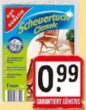 Scheuertuch von Gut & Günstig