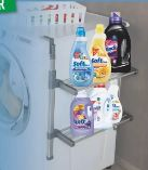Waschmaschinen-Regal