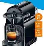 Nespressomaschine EN BOB Inissia Black von Krups