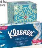 Kosmetiktücher von Kleenex