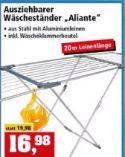 Wäscheständer Allante von Gimi