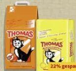 Katzen-Streu von Thomas