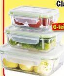 Frischhaltedosen-Set Klick-It von Gourmetmaxx