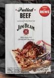 Pulled Beef von Jim Beam